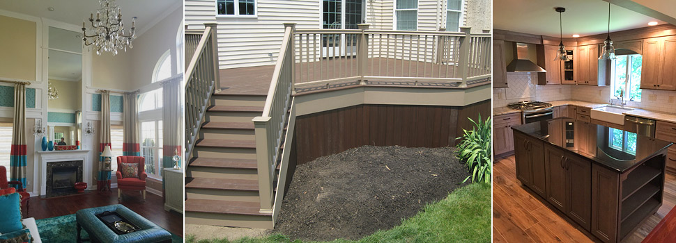 J. Conolly Carpentry - South Jersey Home Remodeling Contractor